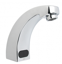 SINGLE HOLE LAV FAUCET-BATTERY OP-ZURN