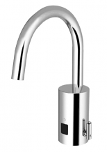 OPTIMA I.Q. GOOSENECK FAUCET (BATTERY POWERED) - 1.5 GPM