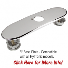 CP COVER PLATE - 8""