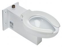 WALL HUNG SIPHON JET TOILET