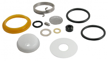 DIVERTER VALVE O-RING AND SEAL REPAIR KIT