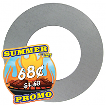"""SPUD WASHER FRICTION RING - 3/4"""""""