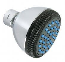 RESIDENTIAL CP NO CLOG SHOWER HEAD