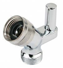 SHOWER ARM PIN MOUNT