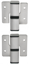PARTITION HINGE SET SURFACE MT-LH INSW