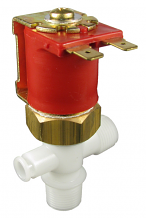O/S INDIVIDUAL SOLENOID - WHITE CLOSED