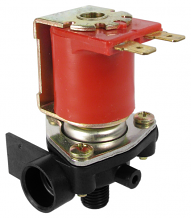 N/S SOLENOID VALVE 24 VOLT- CLOSED BLACK