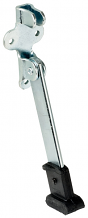 "5"" ZINC PLATED HEAVY DOOR STOP"