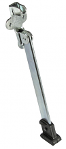 "8"" ZINC PLATED HEAVY DOOR STOP"