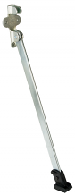 "12"" ZINC PLATED HEAVY DOOR STOP"