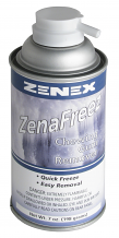 ZENAFREEZ CHEWING GUM REMOVER 12 OZ CAN