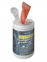 EQUIPRO MULTI-PURPOSE HAND CLEANING/SURFACE WIPES