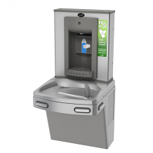 BOTTLE FILLER W/ WATER COOLER - S/S ADA