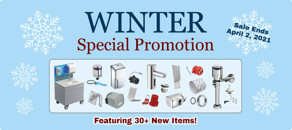 Winter Promotion 2021