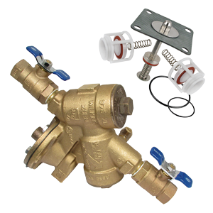 Backflow Parts and Units