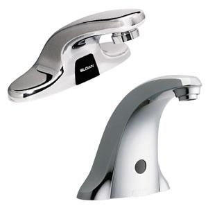 Electronic Faucets