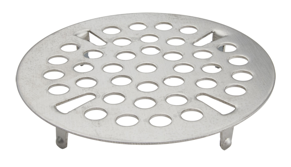 """3-1/4"""" OD S/S LEVER WASTE STRAINER"""
