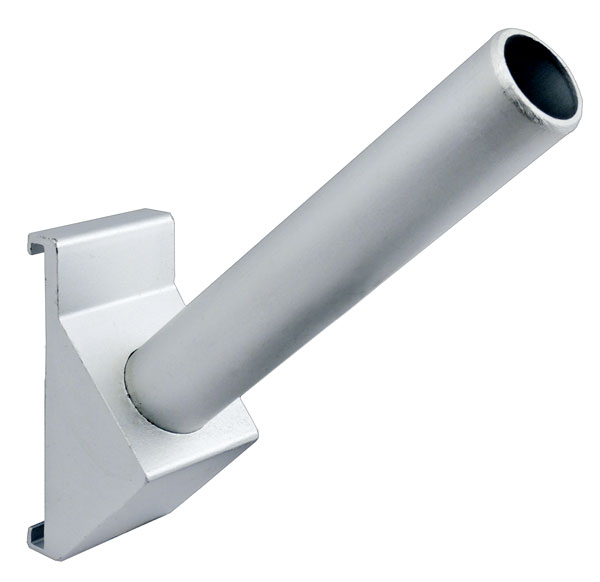 """FLAGPOLE HOLDER FOR 2"""" MAP RAIL"""