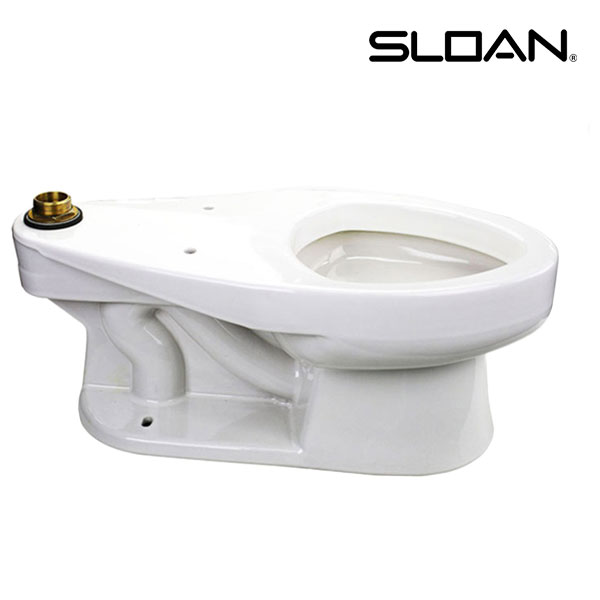 COMPLETE VITREOUS CHINA TOP SPUD UNIVERSAL JUNIOR WATER CLOSET