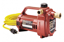 331 TRANSFER PUMP 1/2 HP 115V