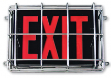 "EXIT LIGHT WIRE GUARD 15"" X 24"" X 5-3/4"""