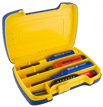 MEGAPRO® SCREWDRIVERS AND ACCESSORIES KIT