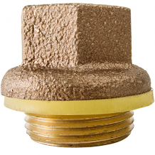 HYDRANT PACKING NUT W/ GASKET
