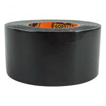 GORILLA DUCT TAPE TOUGH & WIDE (BLACK) 2.88 IN X 30 YD