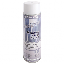 STAINLESS STEEL CLEANER / POLISH (12/CASE)