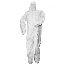 LARGE GEN-NEX HOODED COVERALL