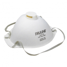 RESPIRATOR MASK W/EXHALE VENT (10 PR BX)