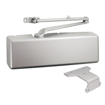 BARRIER FREE ADJUSTABLE SIZE 1-6 DOOR WEIGHTS 30-260LBS (FULL COVER) WITH DELAY ACTION & BACK CHECK W/ PARALLEL ARM