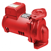 1/12 HP IN-LINE PUMP LESS FLANGES