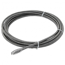 "1-1/4"" X 15' STD OPEN WIND SEWER CABLE"
