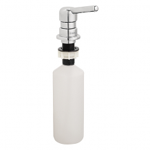 DECK MOUNTED SOAP DISPENSER