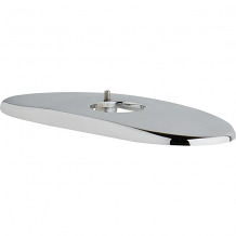 """4"""" CP FAUCET COVER PLATE"""