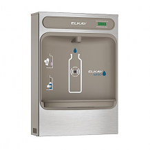SURFACE MT FILTERED S/S BOTTLE FILLING STATION NON REFRIGERATED