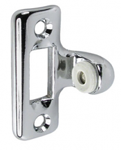 STRIKE & KEEPER CP - USED WITH CONCEALED LATCH WITH ROUND BAR