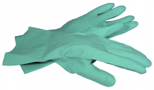 CHEMICAL RESISTANT GLOVES LG