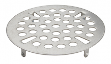 "3-1/4"" OD S/S LEVER WASTE STRAINER"