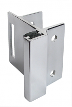 CP STRIKE & KEEPER - USED WITH SLIDE LATCH FOR LAMINATE ONLY