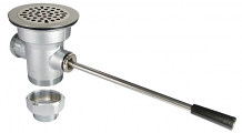 """3"""" MULTI OUTLET LEVER WASTE ASSY"""