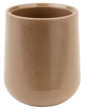 HD INSTITUTIONAL TAN POLY TIP - 3/4