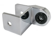 CP STRIKE ONLY - USED WITH SLIDE LATCH FOR LAMINATE ONLY