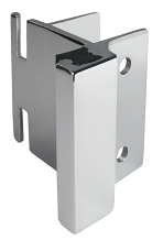 CP STRIKE & KEEPER - USED WITH THROW OR SLIDE LATCH - FOR INSWING DOOR FOR LAMINATE ONLY