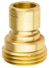 QUICK DISCONNECT BR MALE COUPLER