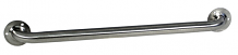 """S/S GRAB BAR 36"""" STRAIGHT EXPOSED FLANGE"""