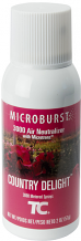 AIR NEUTRALIZER - COUNTRY DELIGHT (12 CANS)