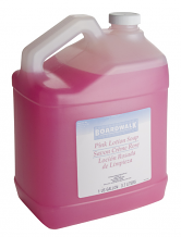 LOTION SOAP PINK ONE GALLON
