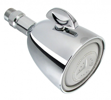 INSTITUTIONAL 2.5 GPM MALE COMMERCIAL SHOWER HEAD